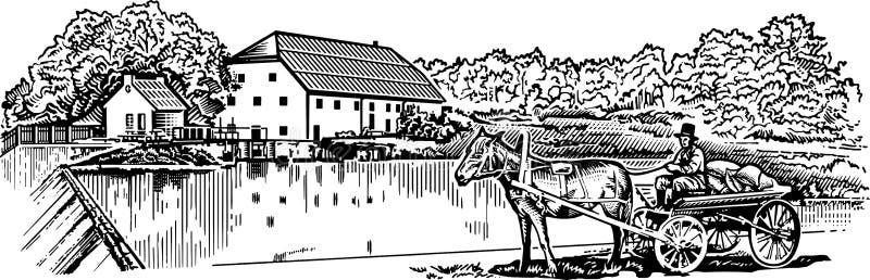 Miller libre illustration