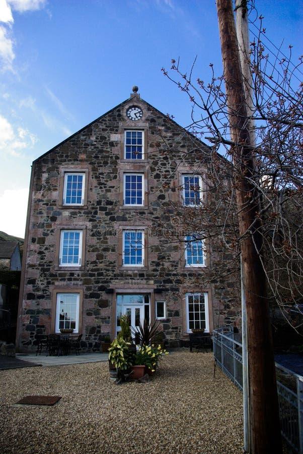 Millhouse converti par écossais photo stock