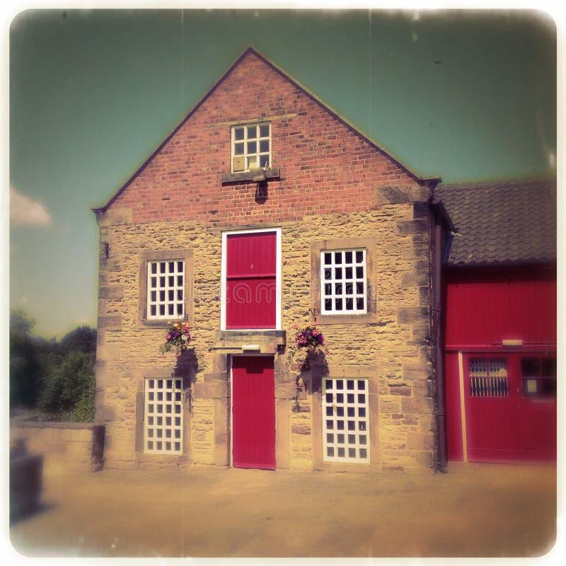 Millhouse-Rother kraju Dolinny park zdjęcia royalty free