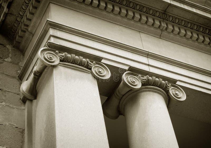 MILLIARD de Columnas photos libres de droits