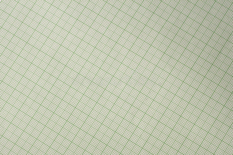 Millimeter paper royalty free stock image