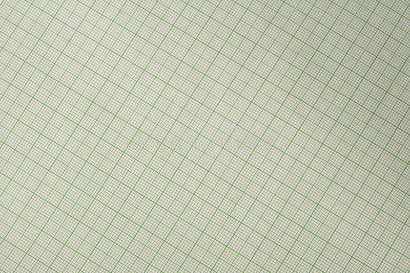 Millimeterpapper royaltyfri bild