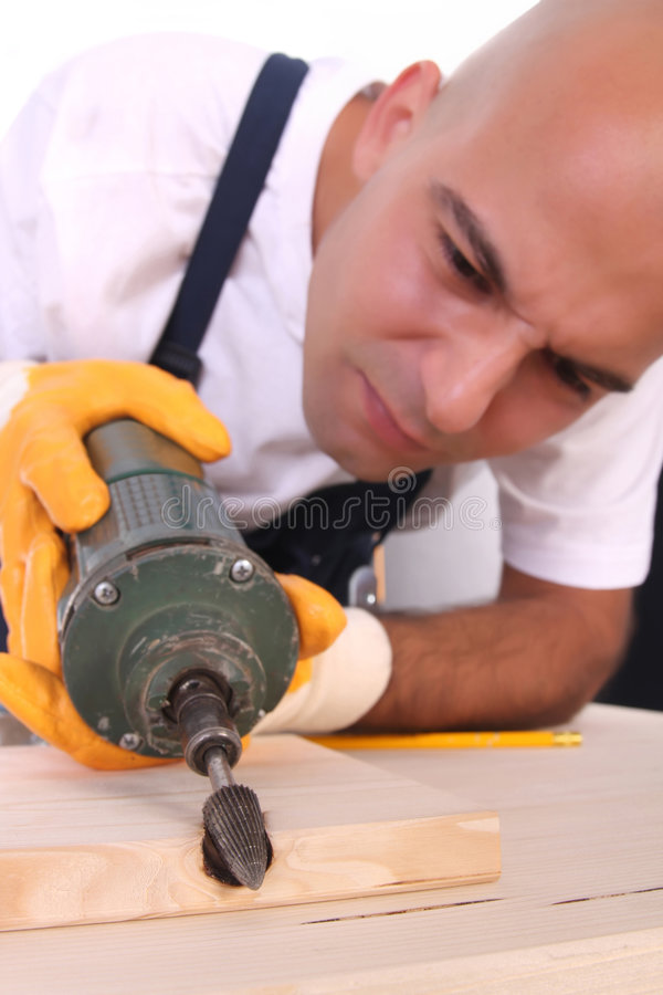 Milling machinist stock images