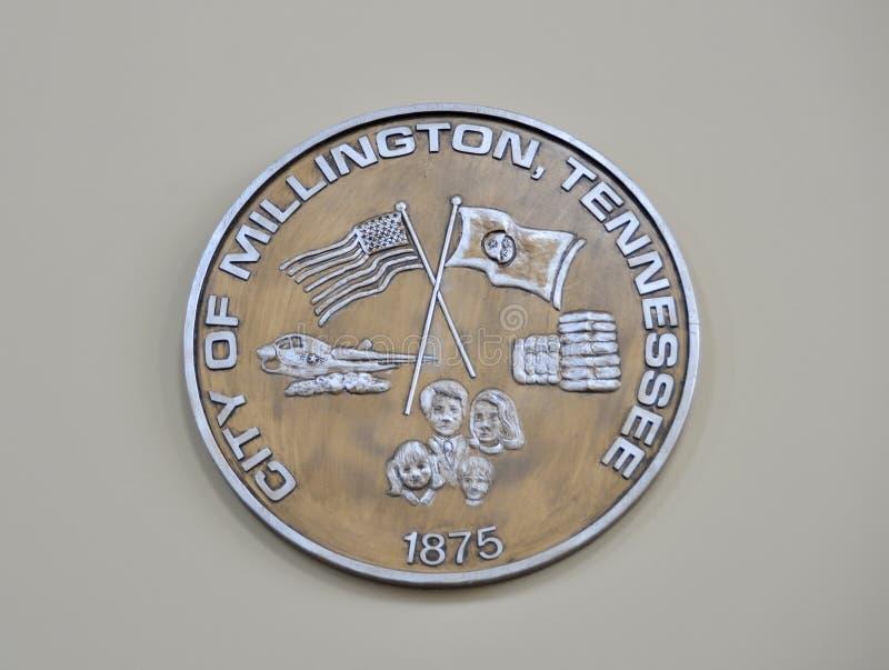 Millington Τένεσι, κομητεία της Shelby στοκ εικόνα με δικαίωμα ελεύθερης χρήσης