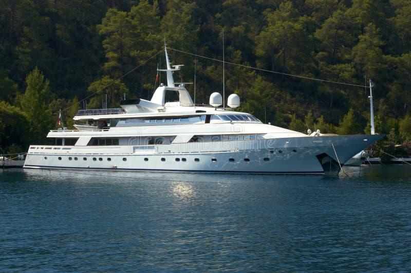 Million de yacht du dollar image stock
