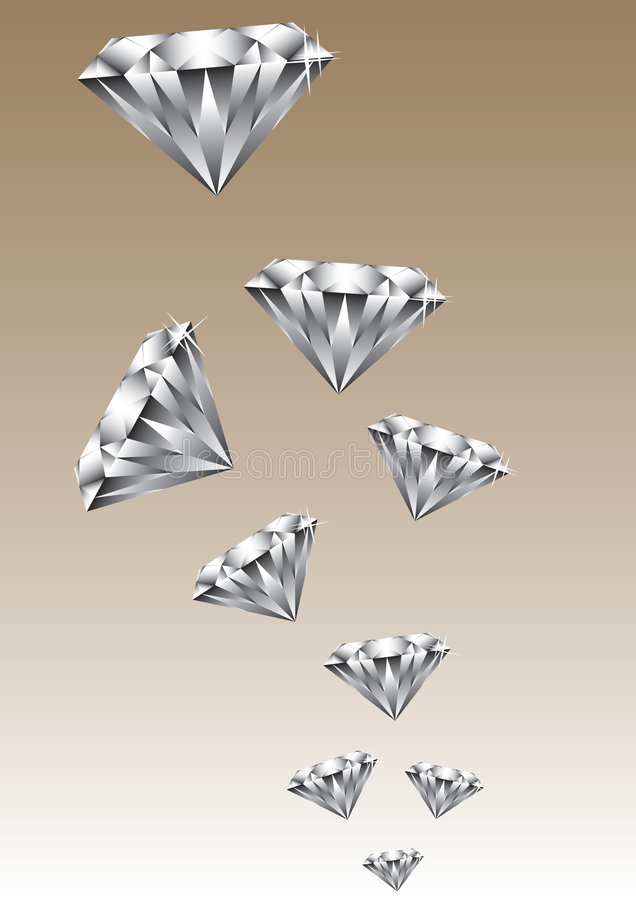 Download Million Diamonds Royalty Free Stock Images - Image: 7810299
