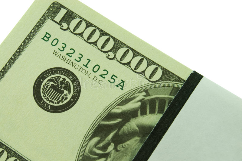 Download Millions stock image. Image of value, stack, white, cash - 7508859