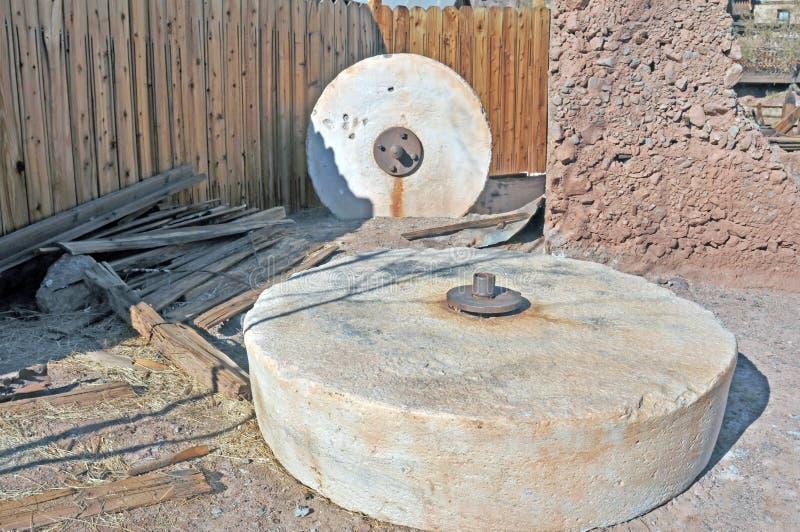 millstones imagens de stock royalty free