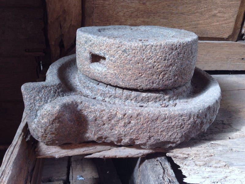 millstones zdjęcie stock