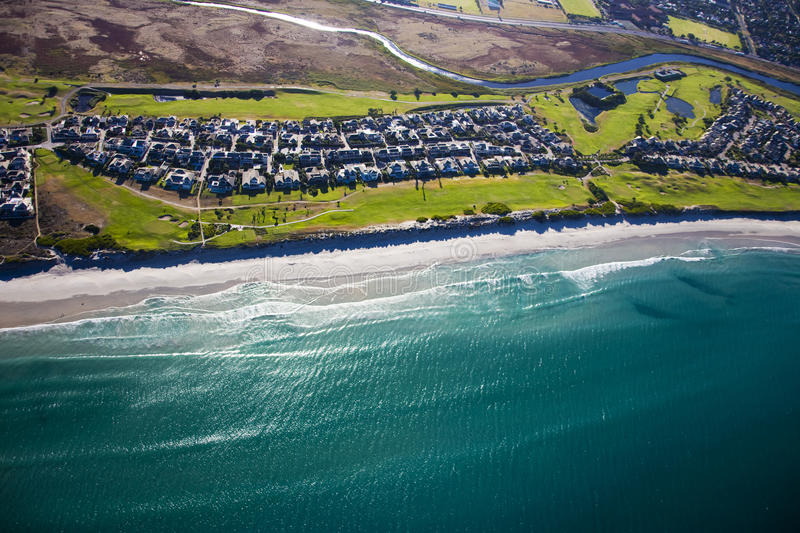 Milnerton Golf Club and Estate royalty free stock photography
