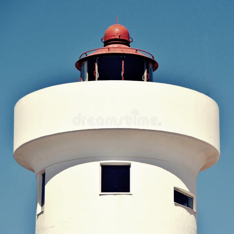 Milnerton latarnia morska obrazy royalty free