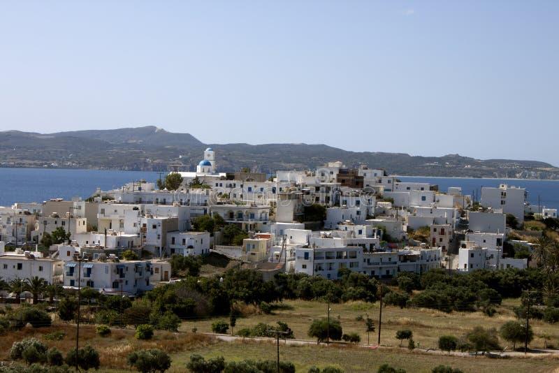 Milo, Grecia fotografia stock libera da diritti