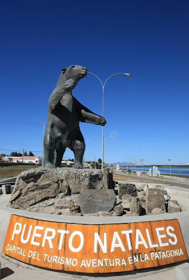 Free Milodon Statue, Puerto Natales Royalty Free Stock Photo - 42476695