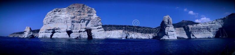 Milos Island  foto de archivo libre de regalías