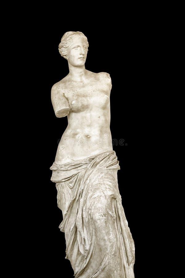 Milos wyspa Grecja, Wrzesień, - 1 2015: Wenus De Milo - Aphrodite Milos fotografia royalty free
