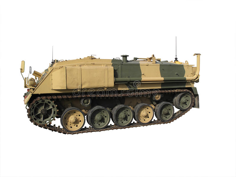Miltary troop carrier