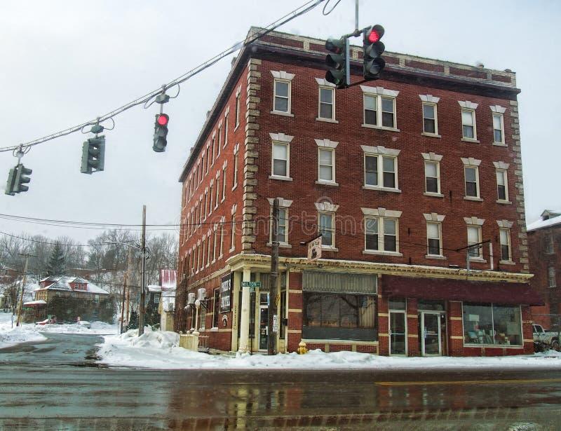 Milton Avenue i stock foto's