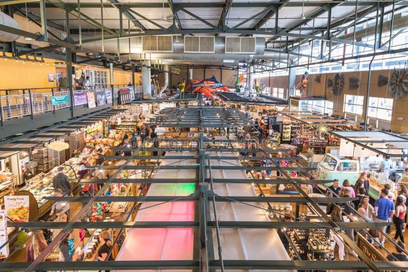 Milwaukee-allgemeiner Markt lizenzfreie stockbilder