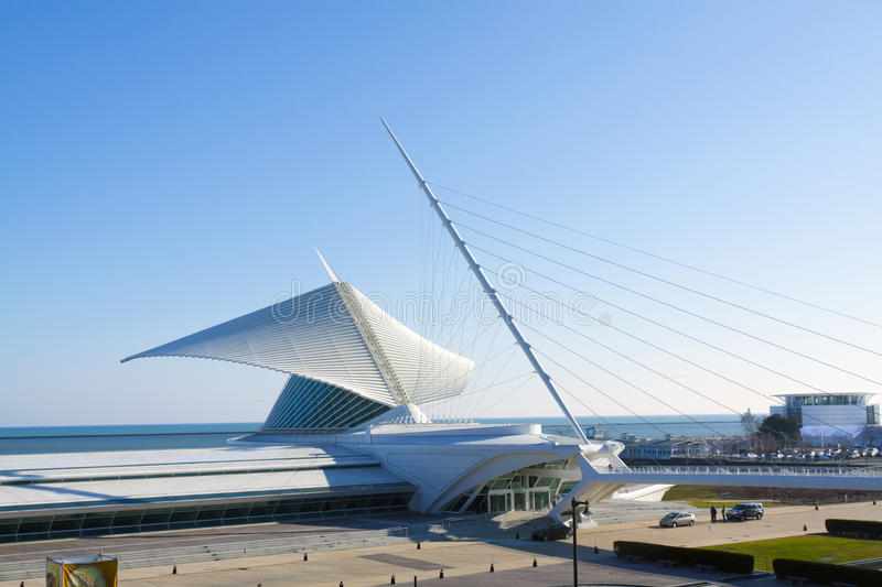 Download The Milwaukee Art Museum Editorial Stock Photo - Image: 26513193