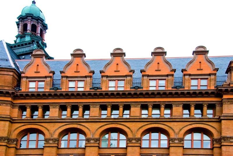 Milwaukee city hall royalty free stock photos