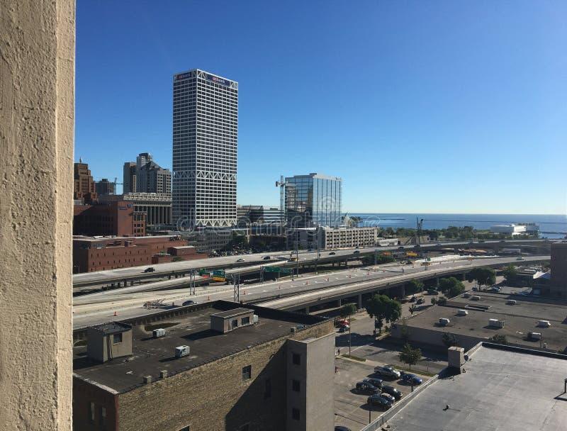Milwaukee royalty free stock photo