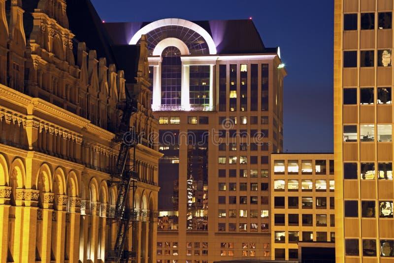 Milwaukee-Gebäude stockfotos