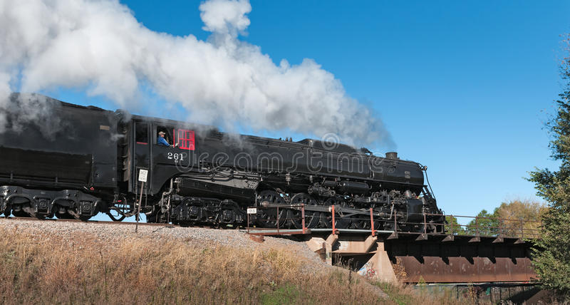 Download Milwaukee Road #261 - Andover Editorial Photo - Image: 34760696