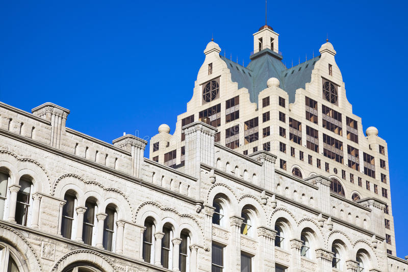 Milwaukee - velho e novo fotos de stock royalty free