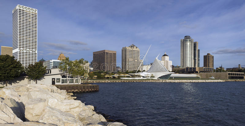 Milwaukee, Wisconsin stockfotografie