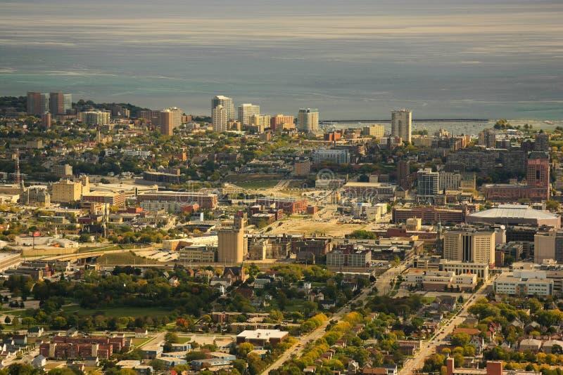 Milwaukee Wisconsin immagine stock