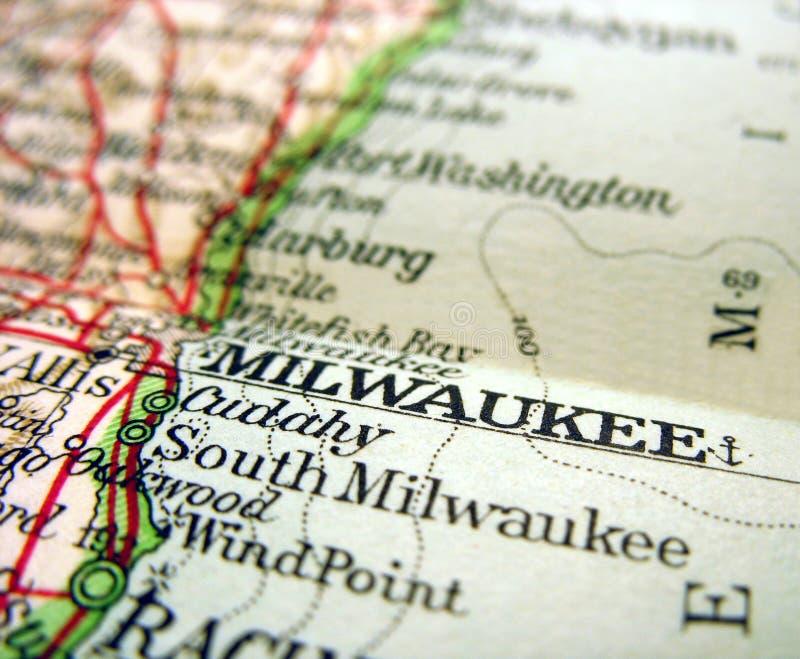 Milwaukee, Wisconsin stock photo