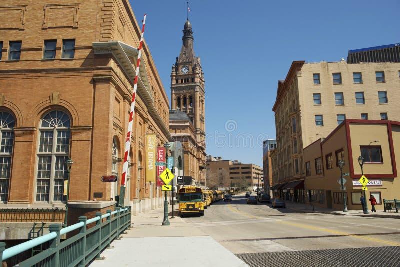Milwaukee Wisconsin stockfoto