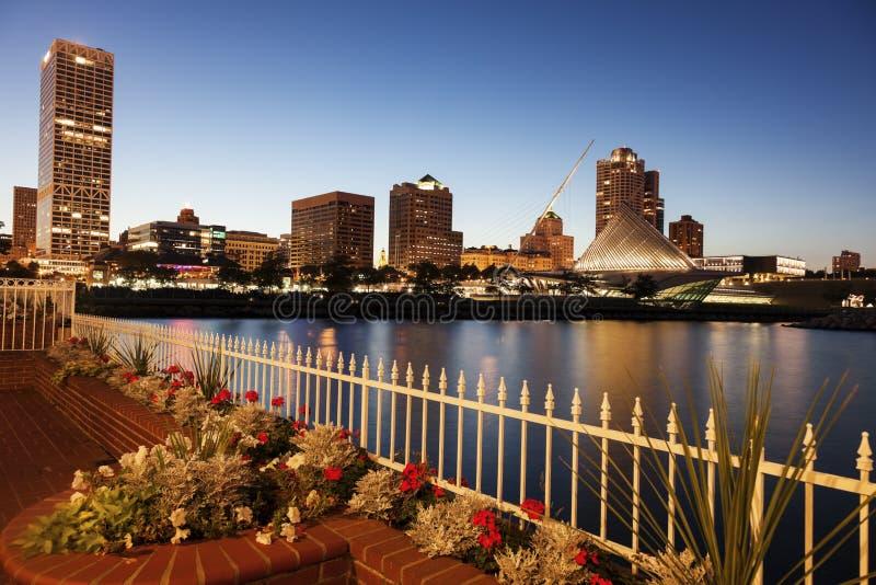 Milwaukee, Wisconsin, USA stockfoto