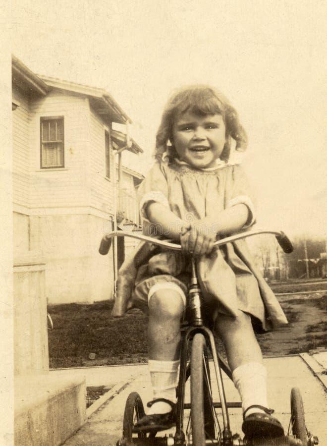 Mim na idade quatro fotografia de stock royalty free