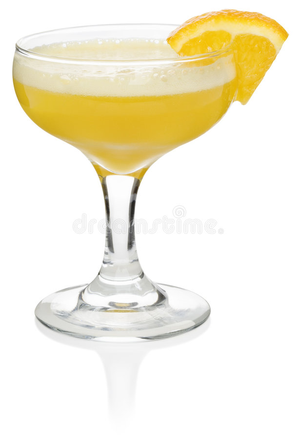 Mimosa. Hand made clipping path included royalty free stock image