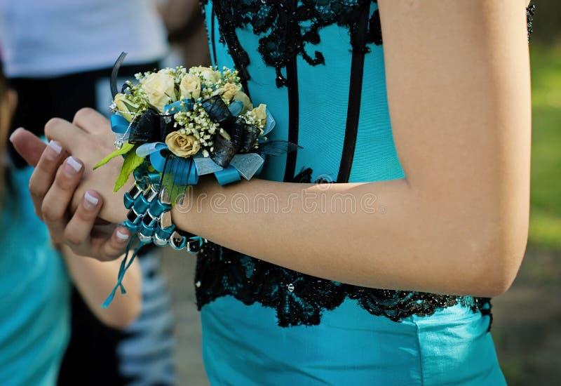 Min klänningsliv arkivfoton