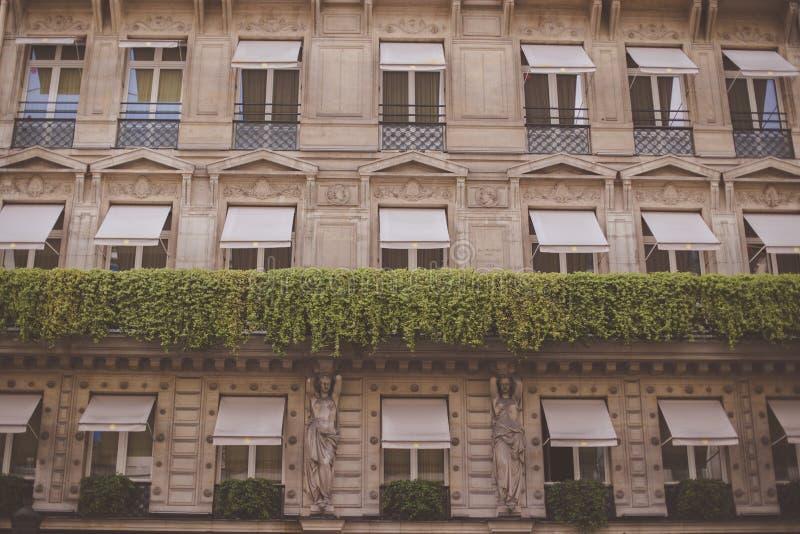 Min sista gången i Paris, Frankrike royaltyfria bilder