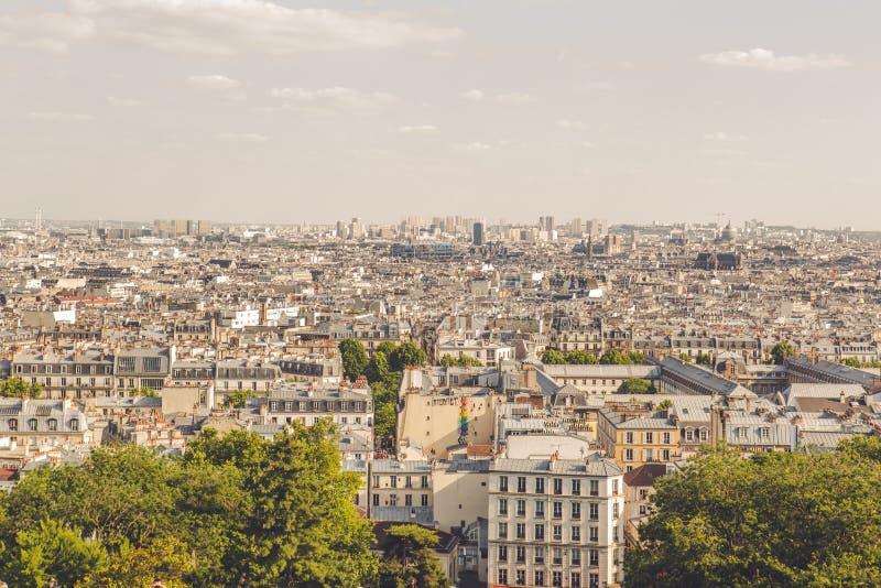 Min sista gången i Paris, Frankrike royaltyfri foto