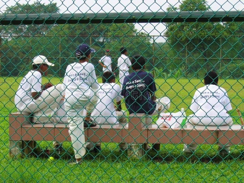 Download Min vänd arkivfoto. Bild av staket, skola, indier, softball - 508136
