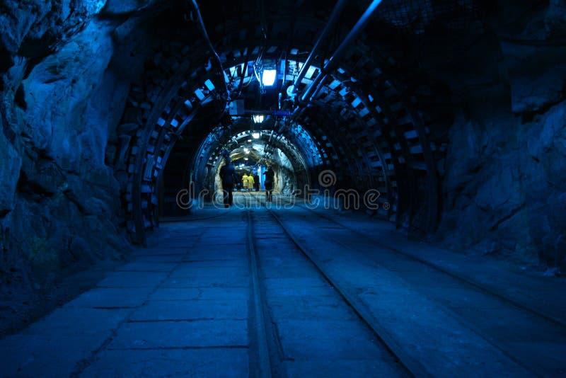Mina de carbón foto de archivo