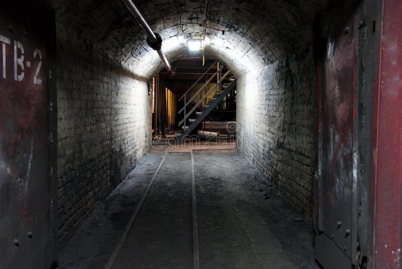 Mina de carbón moderna imagen de archivo
