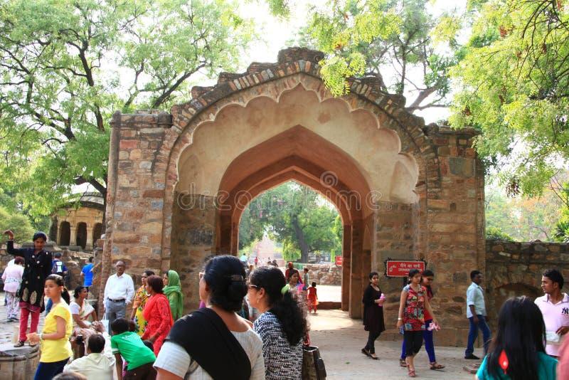 minar qutb στοκ φωτογραφίες
