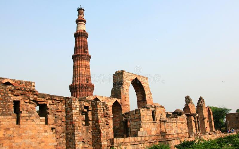 minar qutb στοκ εικόνες