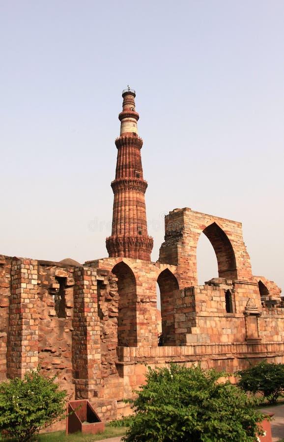 minar qutb στοκ φωτογραφία με δικαίωμα ελεύθερης χρήσης
