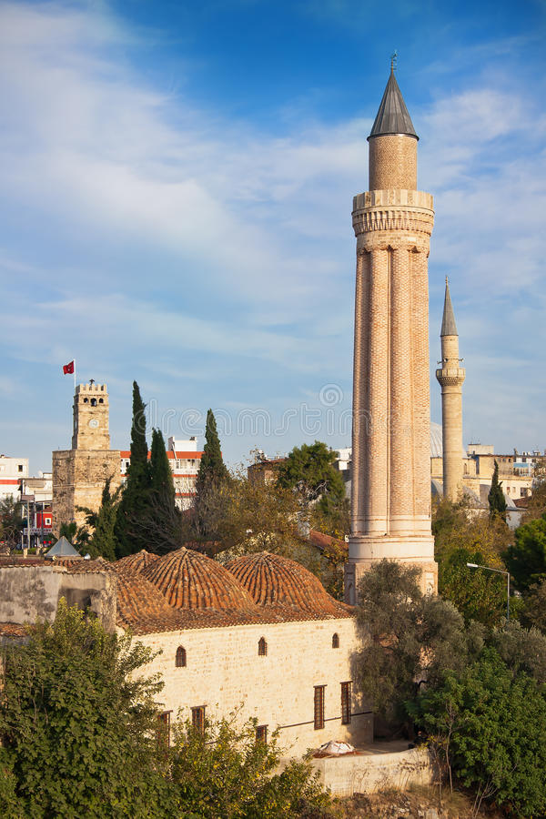 Minare de Antalya Yivli