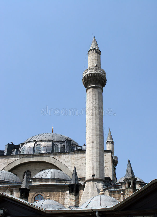 Download Minaret stock image. Image of dome, oriental, ottoman - 4548901
