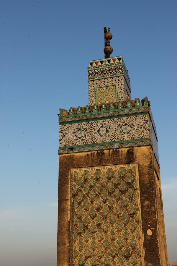 Minaret fotografia royalty free