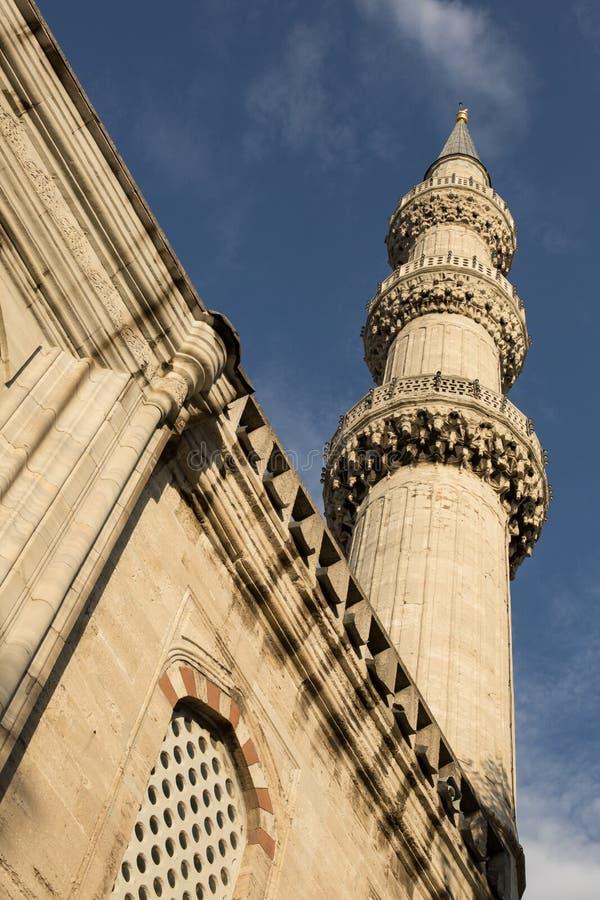 Download Minaret montant image stock. Image du architecture, detail - 45369615