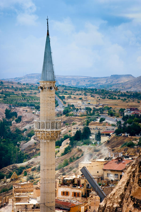 Minaret Tower Stock Photos