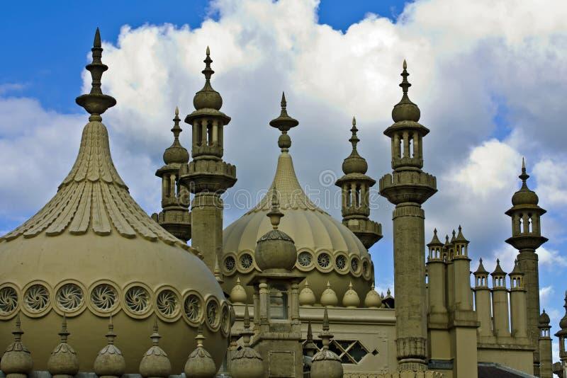 Minaretes de Brigghton foto de stock royalty free